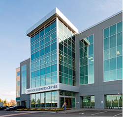 SCIMEDICA Health Group is on the 2nd floor of the Croydon Business Centre at Morgan Crossing in South Surrey
